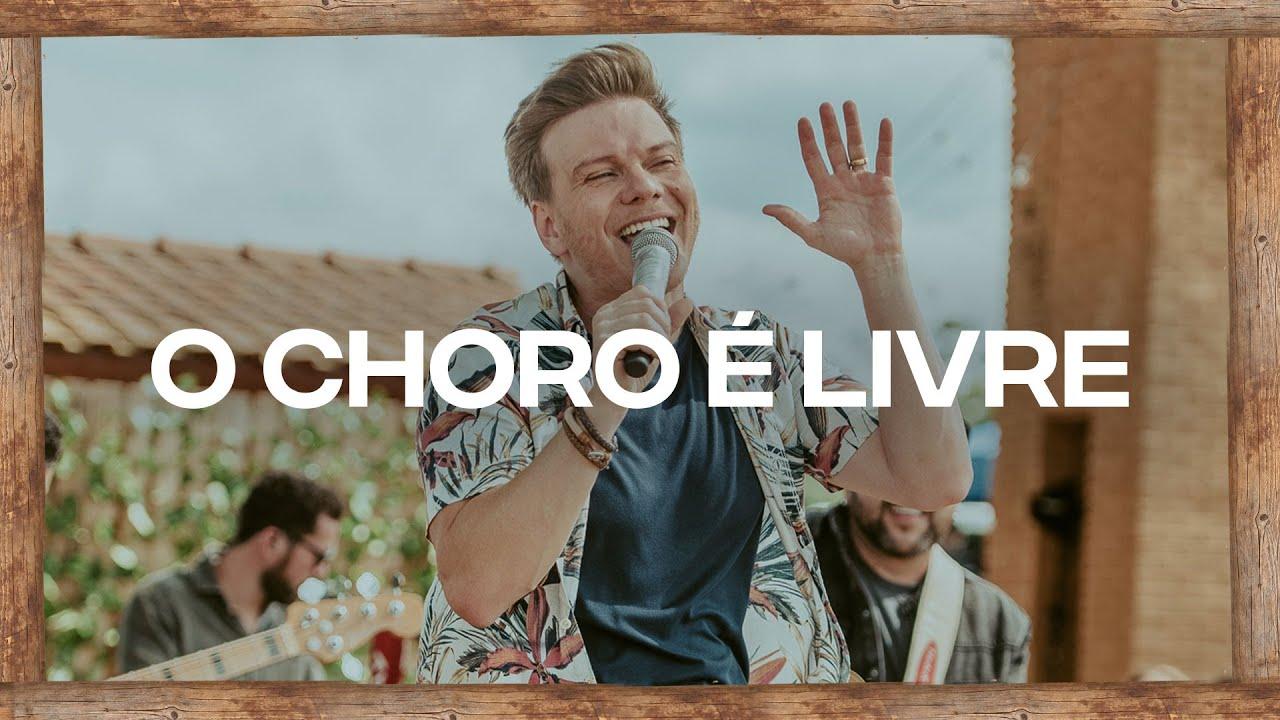 Michel Teló - O CHORO É LIVRE - Churrasco do Teló - EP V.02