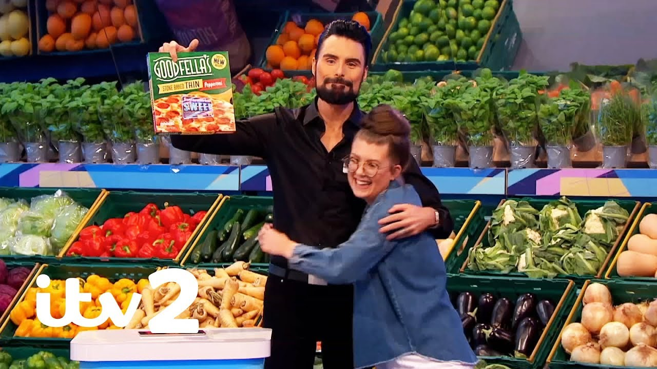Supermarket Sweep start time, celeb guests and first look at