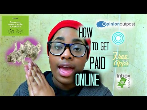 How to make money online: Make money from surveys and apps|CildaScotland