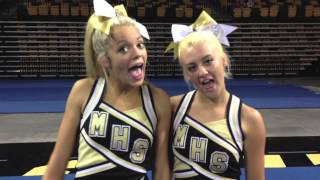 Video UCA Cheer Camp 2013 download MP3, 3GP, MP4, WEBM, AVI, FLV September 2017