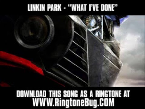 Linkin Park What Ive Done Transformers Youtube