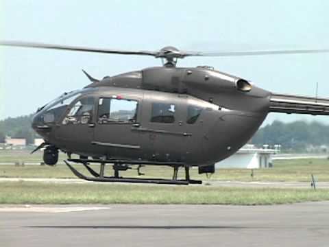 NY National Guard UH-72 Lakota Arrival