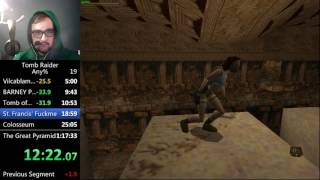 Tomb Raider Any% SS Speedrun in 1:13:03 [WR]