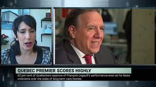New Angus Reid survey asked if people approved of their premiers