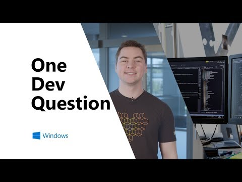 What can I do with WSL? | One Dev Question