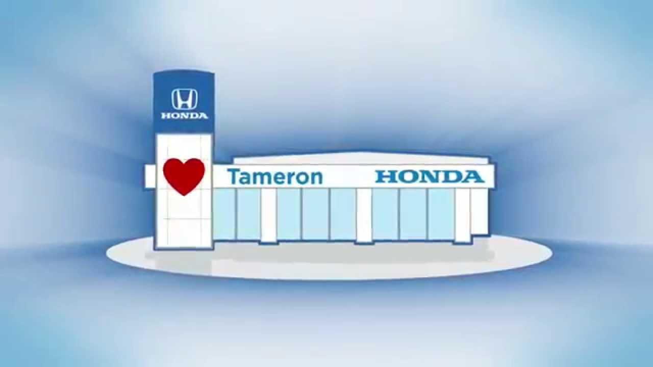 The new tameron honda gadsden youtube for Tameron honda gadsden