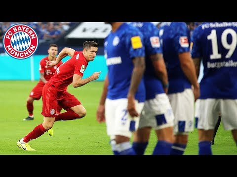 ALL FC Bayern Free-Kick Goals from Robert Lewandowski...so far!