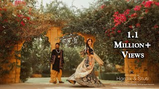 BEST PREWEDDING VIDEO 2020 | HARDIK & STUTI | SURYAGARH JAISALMER | SUNNY DHIMAN PHOTOGRAPHY | INDIA