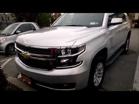 Chevy Tahoe Rental Car Review