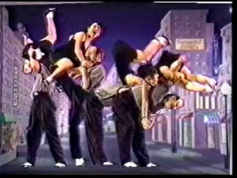 Swing Dance - Aerials