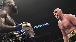 Wilder v Fury full 12th round | Tyson Fury is the only man not to be knocked out by Deontay Wilder