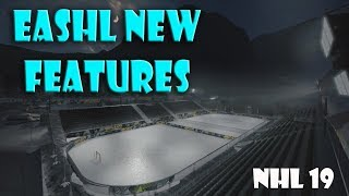 NHL 19 EASHL New Features Deep Dive & Thoughts
