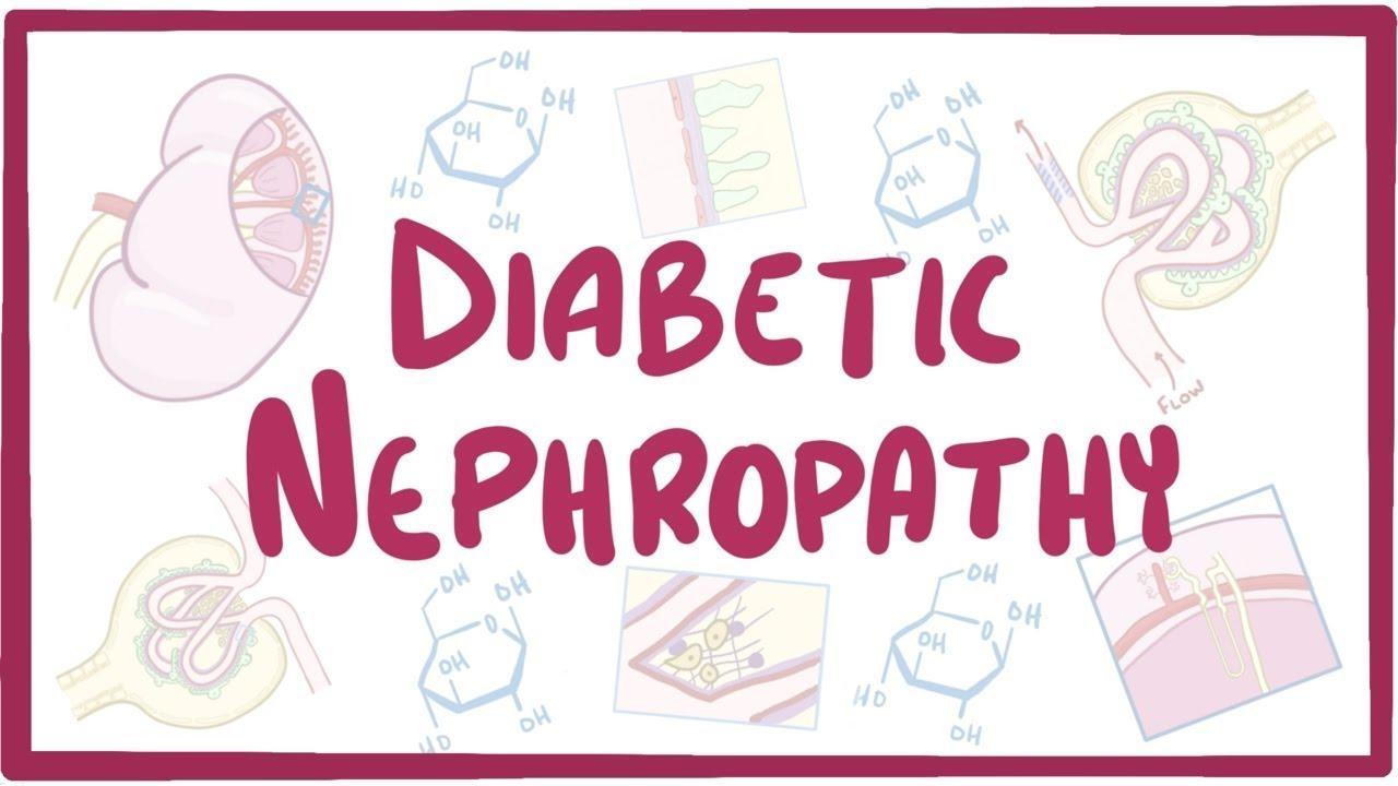 nefropatía diabetes adalahny