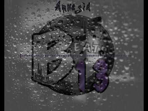 Amnesia (Hip hop/rap beat/instrumental)