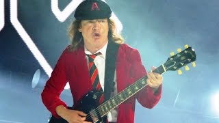 "AC/DC - DIRTY DEEDS DONE DIRT CHEAP - Gelsenkirchen 12.07.2015 (""Rock Or Bust""-Worldtour 2015)"