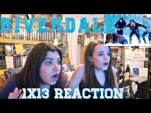 """RIVERDALE 1X13 """"THE SWEET HEREAFTER"""" REACTION"""