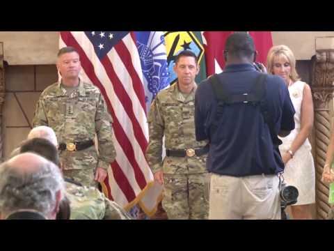 Fort Benning Commanding General Eric Wesley Receives Promotion