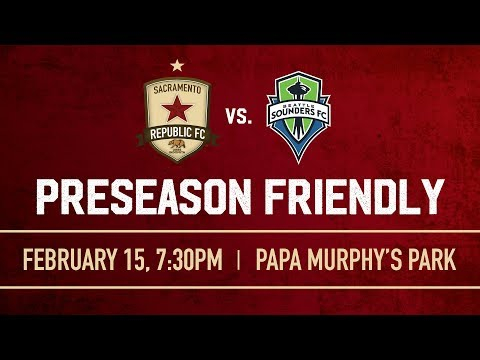 Sacramento Republic FC vs. Seattle Sounders FC