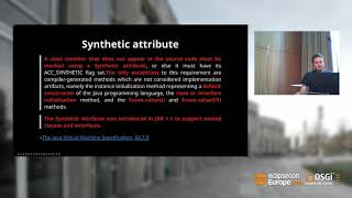 Bytecode Pattern Matching | EclipseCon Europe 2018 thumbnail