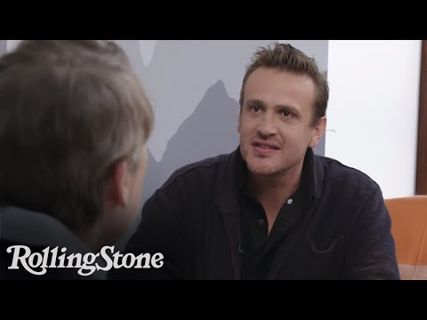 Jason Segal and Peter Travers Talk
