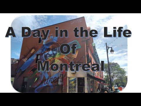 A Day in the Life of Montreal #mtl #quebec #canada #montrealtravel