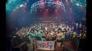 """沖縄 No.1クラブ エピカ OKINAWA ゲスト出演 Girls DJ Unit """"TIDY"""" DJ m..."""