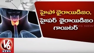 Hyperthyroidism in Children | The Signs And Symptoms of Thyroid Disease in Children | V6 News