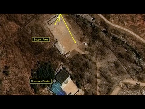 Thumbnail: North Korea nuclear test site 'primed and ready'