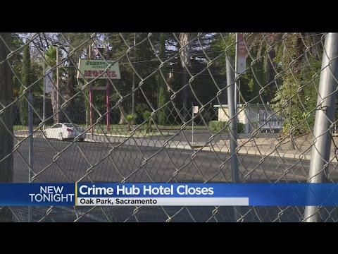 Shuttered Oak Park Motel Was Crime Hub