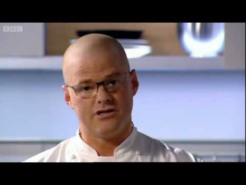 Heston Blumenthal cooks Treacle Tart - Full Recipe - In Search of Perfection - BBC