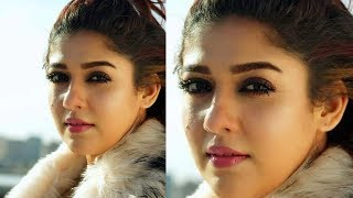 Tutorial |NAYANTHARA INSPIRED MAKEUP LOOK from mrlocal | soft brown Smokey eyes | tamil |