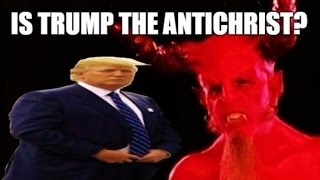 Is Donald Trump the AntiChrist????  (GOD HELP US ALL)