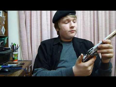 KWC Licensed Colt .357 Python Gas Revolver Review