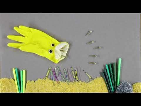 Картинка мультфильм пиксиляция