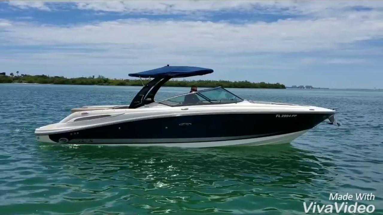 2013 Sea Ray 270 SLX Boat For Sale at MarineMax Sarasota