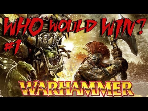 Who Would Win? Warhammer Fantasy Legendary Lords - LORE DUELS Ft. Loremaster of Sotek