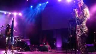 CocoRosie - Roots Of My Hair (Live at Millenaris Teatrum, Budapest)