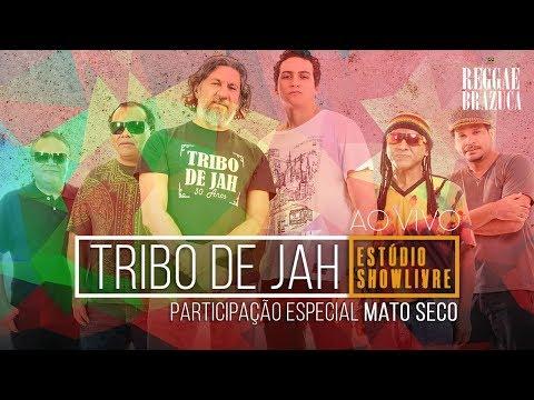 Tribo de Jah no Estúdio Showlivre por Reggae Brazuca - Ao Vivo