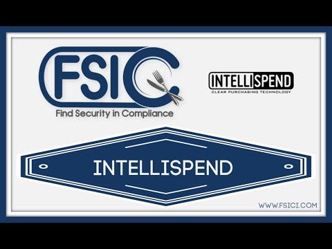 FSIC's Proprietary Database, IntelliSpend, is Ahead of the Game
