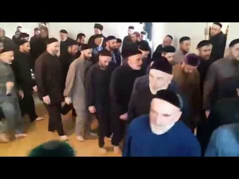 Islamic remix dance