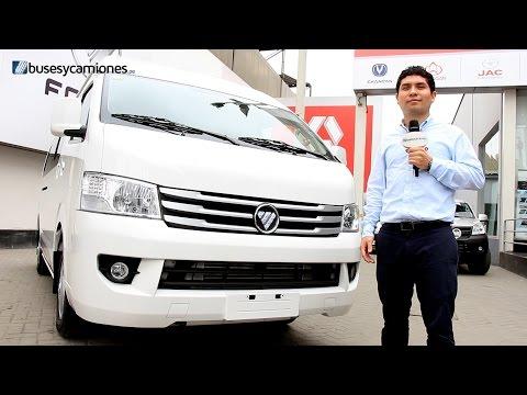 Foton View K1 2014 l Video en Full HD l Presentado por BUSESYCAMIONES.pe