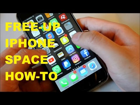 how to free up space on iphone 5 how to free up space on iphone amp never worry about it 8042