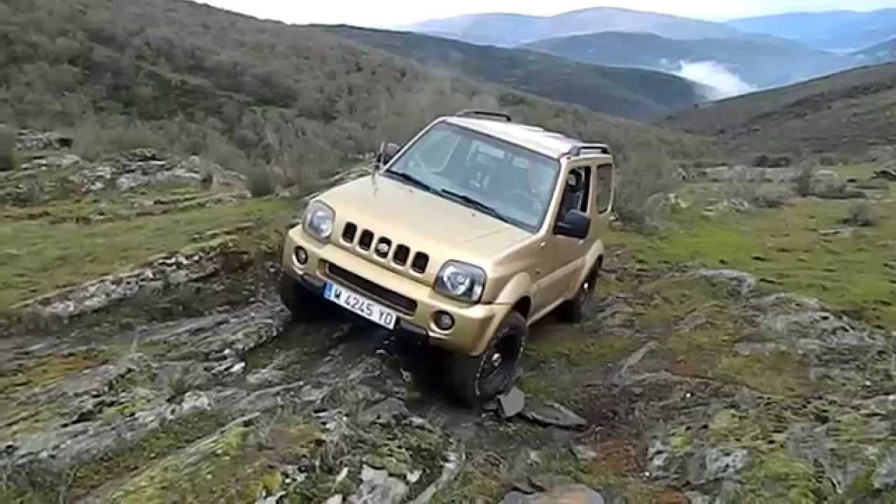 miniruta 4x4 suzuki jimny vitara youtube. Black Bedroom Furniture Sets. Home Design Ideas