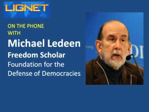 Michael Ledeen on Iran in 2013