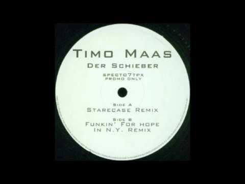 Timo Maas - Der Schieber (Starecase Remix)