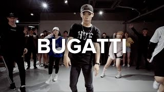 Скачать Bugatti Ace Hood Ft Future Rick Ross Koosung Jung Choreography