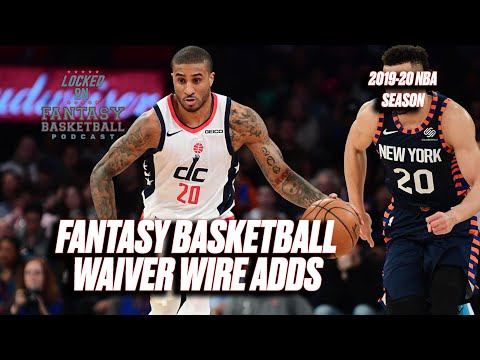 Is It Time For The Big Mitten? || Fantasy Basketball Waiver Wire Adds