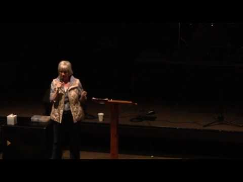 Janice Ross at Celebrate Recovery 2-7-17
