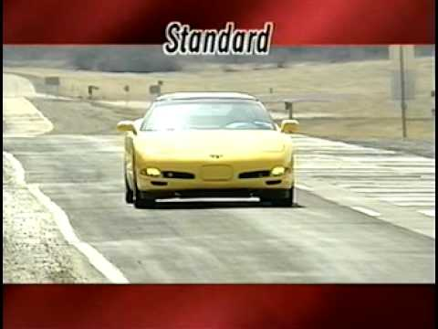 Corvette C5 Magnetic Ride -- GM Promotional Video