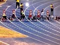 Class 3 girls 100m finals at boys and girls champs 2018